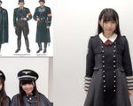 Nhóm nữ Nhật mặc đồ giống lính Đức quốc xã gây sốc