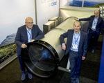 Hà Lan ra mắt máy lọc không khí lớn nhất thế giới