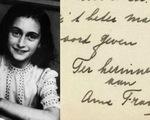 Bản viết tay của Anne Frank được định giá tiền tỉ