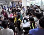 Bé 2 tuổi tử vong, gia đình vây bệnh viện Quảng Ngãi