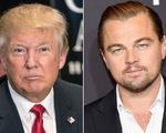 Leonardo DiCaprio gặp ông Donald Trump bàn chuyện môi trường