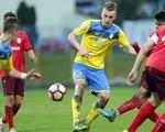 Cầu thủ suýt chết vì đột quỵ được gọi lên tuyển Croatia