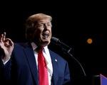 Ông Trump tính giải thể quỹ từ thiện Trump Foundation
