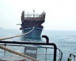 Tàu biển VN đã thoát khỏi danh sách đen của Tokyo - MOU