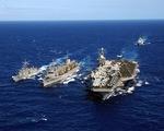 Nhật - Mỹ tập trận chung ở Hoa Đông