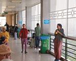 Bệnh viện Quảng Ngãi lập hàng rào chống nhảy lầu tự tử