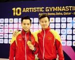 Lê Thanh Tùng giành HCV Cup thể dục thế giới