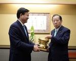 TP.HCM đề nghị Nhật Bản tiếp tục tài trợ cho đường sắt đô thị