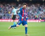 Messi lập cú đúp, Barca thắng dễ Villarreal