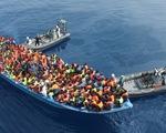 Hơn 50.000 người vượt Địa Trung Hải đến châu Âu kể từ đầu năm