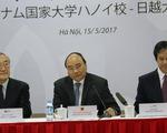 Sẽ có quy chế tài chính đặc thù cho ĐH Việt Nhật