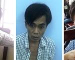 Công an Tân Phú chặn bắt nhóm trộm xe hung hãn trên đường - ảnh 4