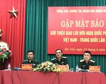 Việt - Trung diễn tập chống khủng bố tại biên giới