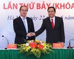 Ông Trần Thanh Mẫn làm Chủ tịch Mặt trận Tổ quốc VN