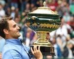 Federer lần thứ 9 vô địch Giải quần vợt Halle Open