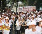 Hơn 5.000 người đi bộ gây quỹ vì nạn nhân da cam