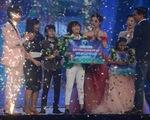 Thiên Khôi đăng quang quán quân Vietnam Idol kids 2017