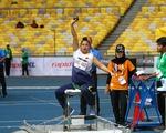 Ngày thành công của điền kinh và bơi lội VN ở ASEAN Para Games 2017