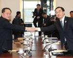 Triều Tiên dự Olympic Mùa đông Pyeongchang 2018