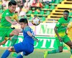 Đấu sớm vòng 6 V-League 2018: Hấp dẫn ở sân Thanh Hóa