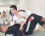 Từ IT đến trọng tài quốc tế jiu-jitsu