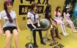 Nuôi búp bê tình dục, xu hướng mới của đàn ông Trung Quốc