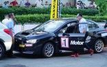Màn 'drift' xe ấn tượng của 'lão làng' Russ Swift tại VMS 2018