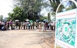 Mua vé xem bóng đá ở Myanmar không khổ như VN