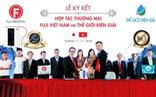Fuji Medical và Thế Giới Điện Giải ký kết hợp tác thương mại