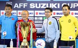HLV Park Hang Seo: 'Chúng tôi muốn chạm tay vào chiếc Cúp vô địch'