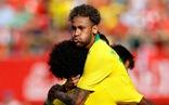Neymar lại độc diễn, Brazil thắng đậm Áo trước thềm World Cup 2018