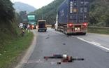 Quốc lộ 9 một ngày 2 vụ tai nạn xe container nghiêm trọng, 3 người chết