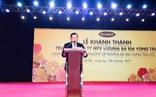 Khánh thành công ty nông sản công nghệ cao của Kizuna Group