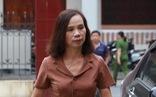 Bà Triệu Thị Chính 'nức nở' nói bị 'mang tiếng là em ông Triệu Tài Vinh'