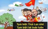 'Đá thế này Việt Nam giành vé dự World Cup 2022 chứ chả chơi'