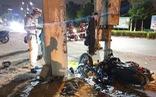CSGT Bình Dương phủ nhận truy đuổi, bỏ mặc thanh niên tông trụ điện tử vong