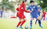 Chung kết bóng đá nữ Việt Nam - Thái Lan: Nóng bỏng cuộc chiến ngôi Hậu