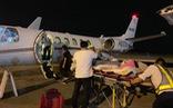 Việt kiều bị tạt axít ở Quảng Ngãi đã được  đưa ra nước ngoài chữa trị