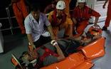 Cứu thuyền viên người Philippines gặp nạn trên vùng biển Việt Nam