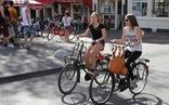 Người Hà Lan đạp xe nhiều tương đương trồng 54 triệu cây xanh