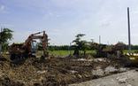 Video: Cưỡng chế khu đất nông nghiệp xây trái phép do Alibaba phân phối