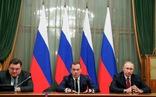 Giới quan sát bất ngờ trước diễn biến mới trên chính trường Nga