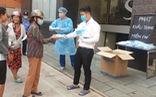 Đang phát miễn phí hàng trăm ngàn khẩu trang y tế tại TP.HCM, Hà Tĩnh