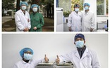 Những cặp đôi thầy thuốc cùng nhau chiến đấu chống COVID-19 cứu người