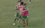 Cú hat-trick đầu tiên của bóng đá Việt Nam sau khi trở lại từ dịch COVID-19
