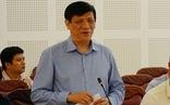 Quyền Bộ trưởng Bộ Y tế làm việc với 7 tỉnh để ngăn dịch bạch hầu