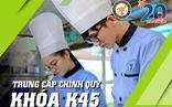 Trung cấp Việt Giao Tuyển sinh Khóa 45