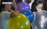 Lăng kính 24g: Đề xuất cấm sử dụng khí cười trong vui chơi, giải trí