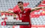 Video: Lewandowski ghi bàn thắng thứ 21 giúp Bayern Munich thắng Freiburg 2-1