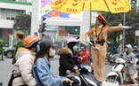 Tăng khung giờ cấm đường phục vụ Đại hội Đảng XIII